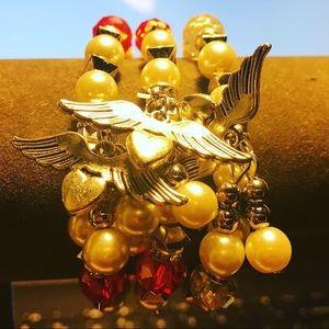 Jewelry - Royal Charming Beeds Bracelet (3 piece)
